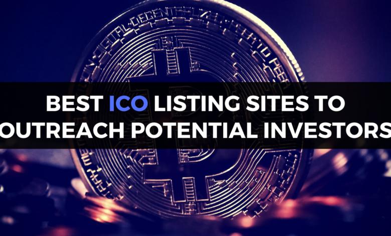 Best ICO Listing Websites