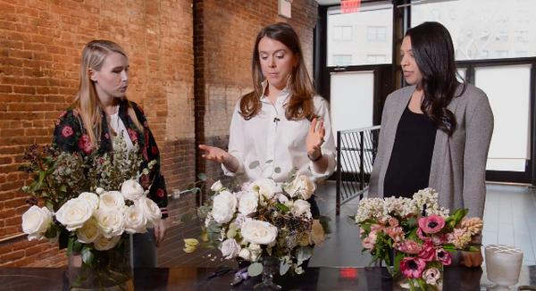 About bridal bouquet