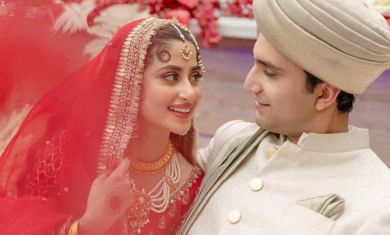 Wedding Ceremony Of Ahad Raza Mir