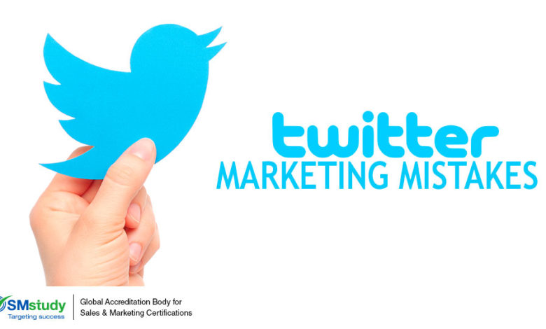 Common Twitter Marketing Mistakes
