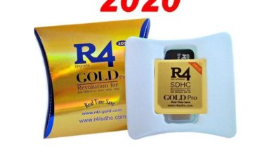 Photo of R4i gold pro 2020, can it support DS/3DS games and NTRboothax?