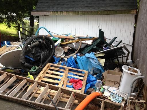 Junk Removal Is Cathartic
