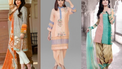 Photo of Top Eid Dress Designs For Women, Girls & Kids in 2020 | Eid Collection