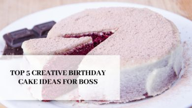Photo of Top 5 Creative Birthday Cake Ideas For Boss