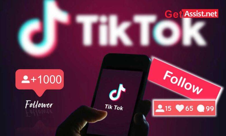 Followers On TikTok