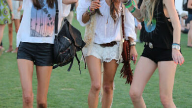 Photo of What To Wear At A Music Festival