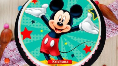 Photo of Popular Disney cartoon character cakes for kids