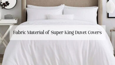 Photo of The Contemporary Super-King Duvet Cover