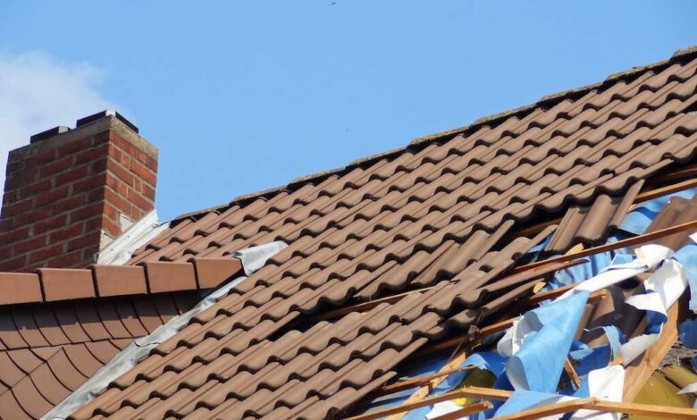 Roofing damages