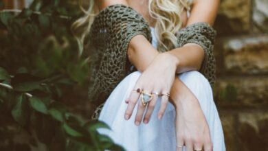 Photo of How to Wear Multiple Rings on One Hand