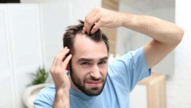 Photo of 5 Proven Ways to Get Rid of Receding Hairline Once and for All