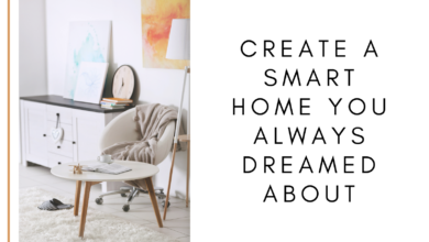 Photo of Make an Upgrade and Create a Smart Home You Always Dreamed About