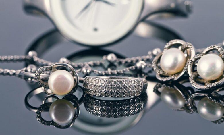 Tarnished Jewelry