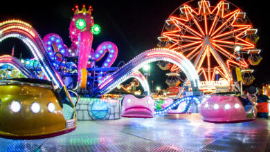 Photo of Top Ten Amusement Parks in the World