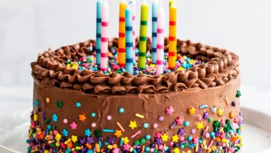 Photo of 7 Unique Birthday Cakes and Treats For Kids