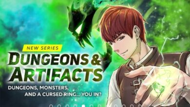 Photo of Top 6 Korean Webtoon websites to Check Out great manhwa