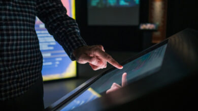 Photo of Interactive Screens for Classrooms