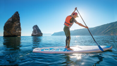 Photo of SUP Benefits You Need to know
